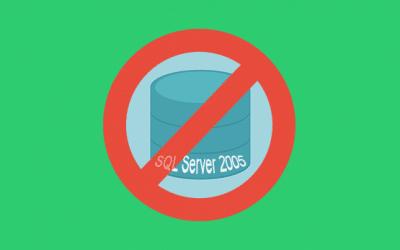 Actualiza tu SQL 2005 antes de que sea tarde