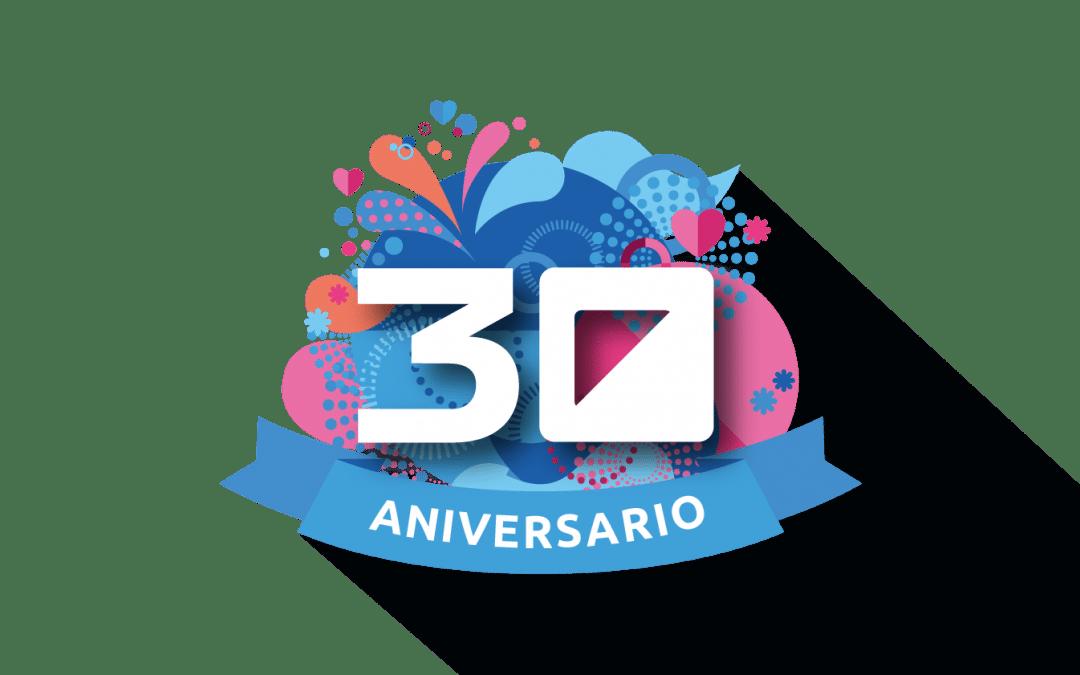 ¡Feliz 30 Aniversario Extra Software!