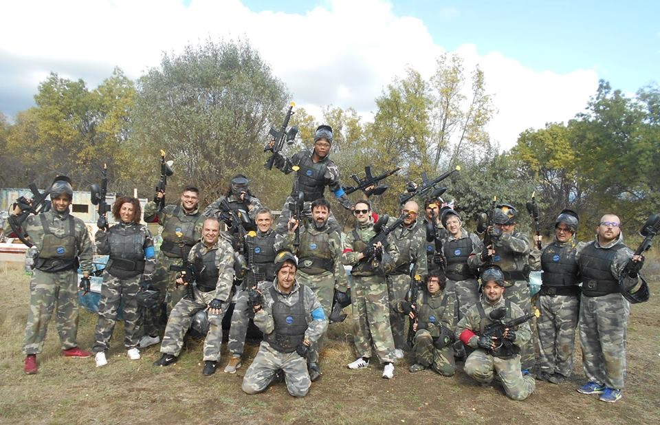 Paintball 30 Aniversario de Extra Software