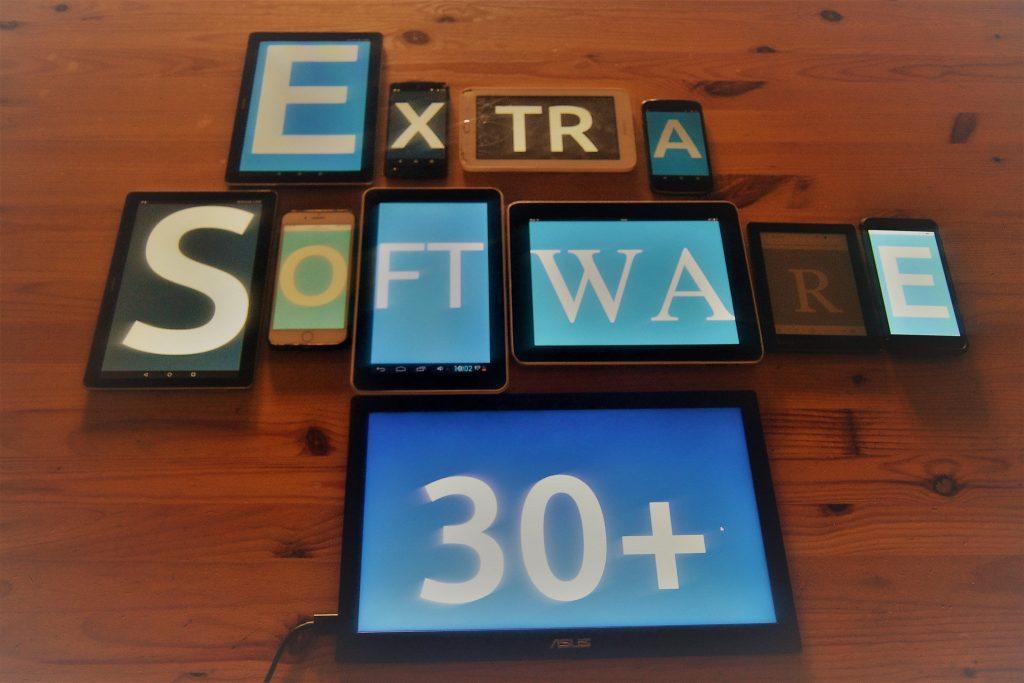 30 Aniversario de Extra Software Foto Ganadora