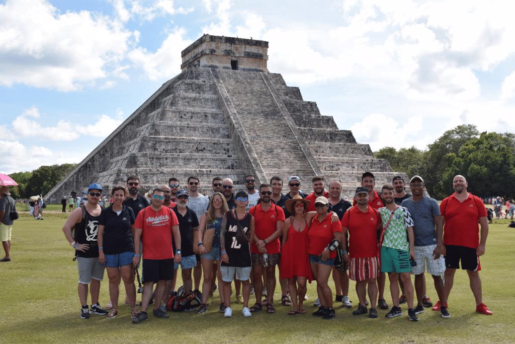 30 Aniversario de Extra Software Jornadas Riviera Maya