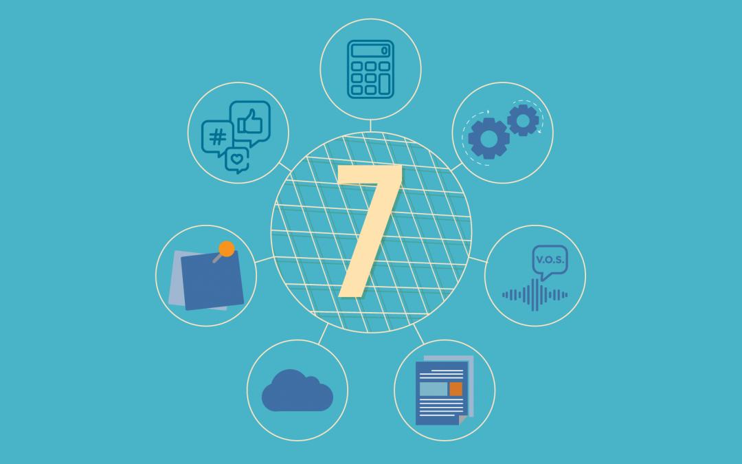 Las 7 herramientas digitales indispensables para tu negocio en 2021