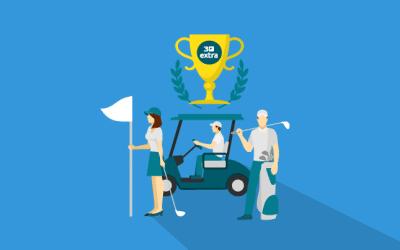 ¡Nos volvimos a encontrar en el Torneo de Golf 30 Aniversario!