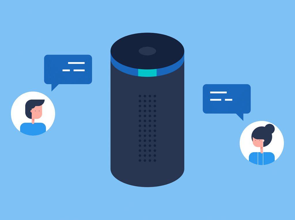 El sistema interactivo Alexa