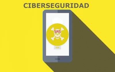 Ciberseguridad empresarial: suplantación de identidad por SMS