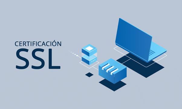certificacion SSL