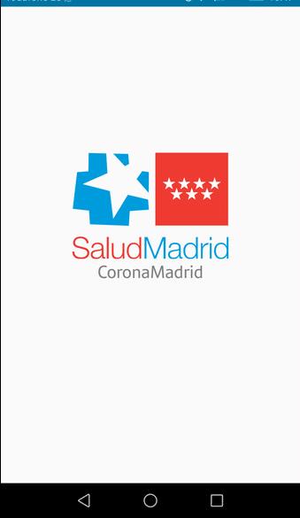 App Corona Madrid de la CAM