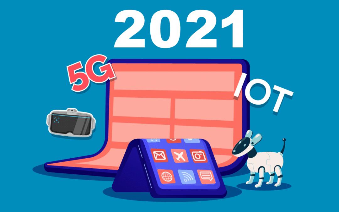 Tecnología pos-COVID: 5 dispositivos de 2021 que veremos pronto
