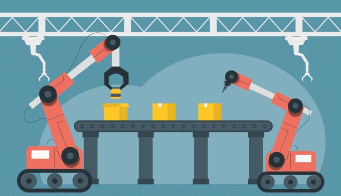 Crece la robótica industrial en España: el 40% la usa