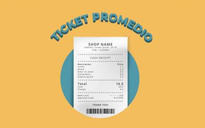Cómo y para qué calcular el Ticket Promedio en tu negocio